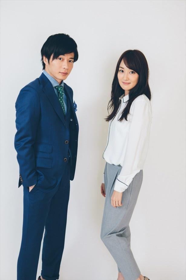 ドラマ「5→9~私に恋したお坊さん~」で共演経験ありの高梨臨&田中圭