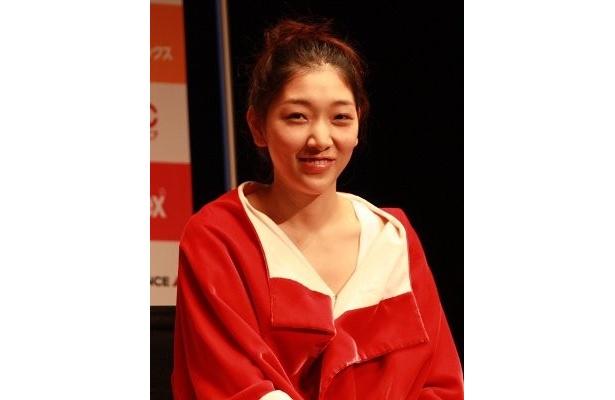 奥田瑛二の娘で、映画出演が相次ぐ安藤サクラ