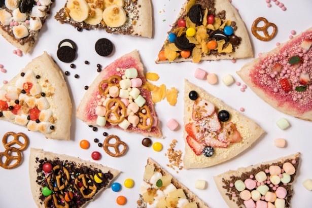 ラフォーレ原宿にMAX BRENNER世界初の新業態、「MAX BRENNER CHOCOLATE PIZZA BAR」がオープン!