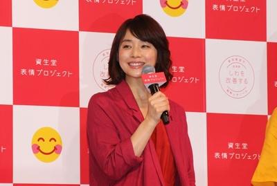 石田ゆり子がよく使う絵文字は「笑顔と怒ってる顔」とのこと
