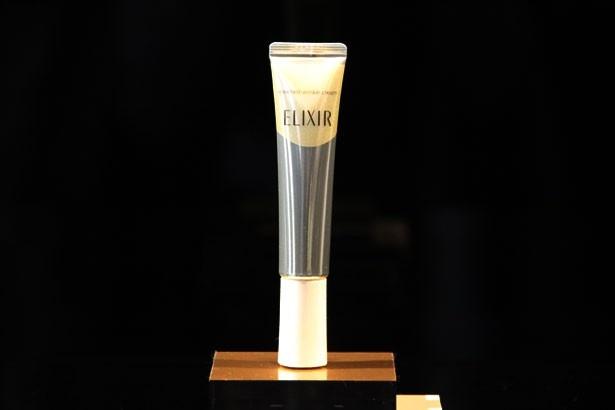 有効成分純粋レチノールを配合した新商品「エリクシール シュペリエル エンリッチド リンクルクリームS」(医薬部外品)は6月21日(水)発売
