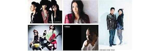 さいたまスーパーアリーナ公演には、DREAMS COME TRUEをはじめ、FUZZY CONTROLなど5組のアーティストが出演!