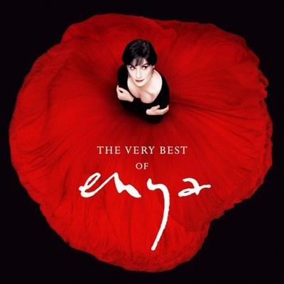 ベストアルバム『The Very Best Of enya』のジャケット