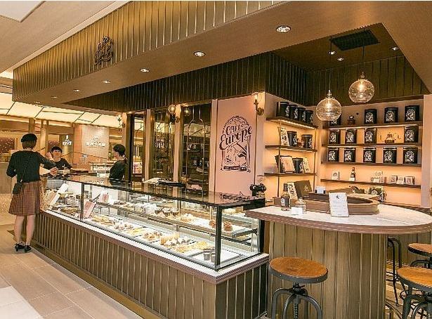 100年前の銀座伝説のカフェ「カフェ・ユーロップ」が復活した
