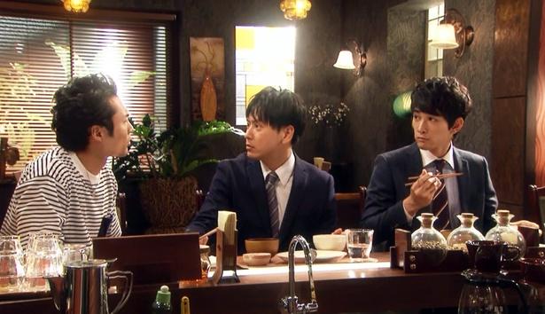 山下健二郎が主演を務めるオリジナルラマ「Love or Not」の第6話が配信