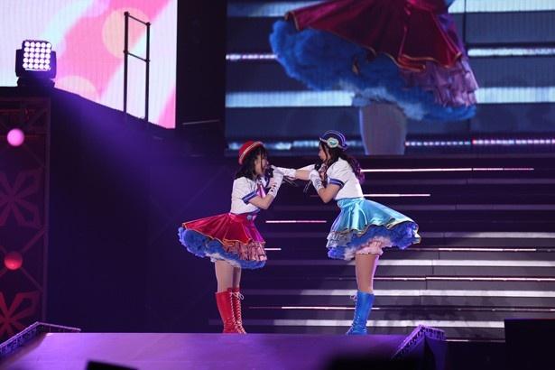 4Uが「ナナシス」初のユニット単独ライブ&ミニアルバム制作を発表!「Tokyo 7th シスターズ 3rd Anniversary Live」レポート
