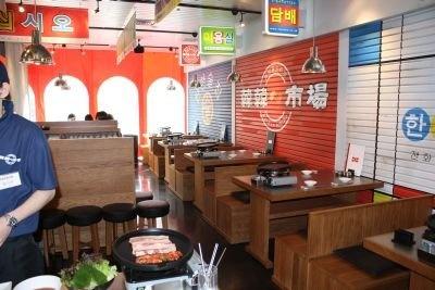 [7F]珍しいマッコリが充実!韓国料理の「韓韓市場」