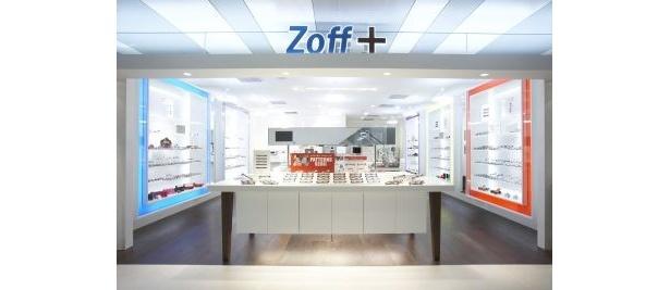 [4F]「Zoff Plus(ゾフ・プラス)」