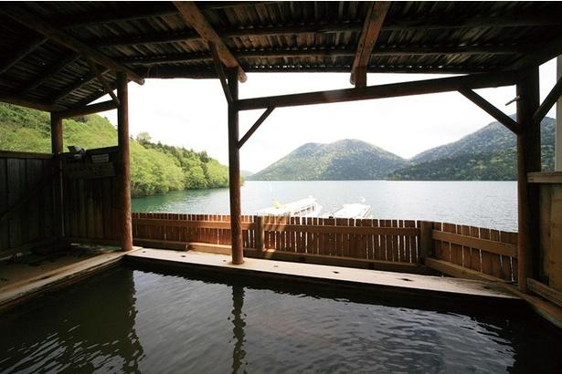 ホテル風水/露天風呂からの眺めは絶景