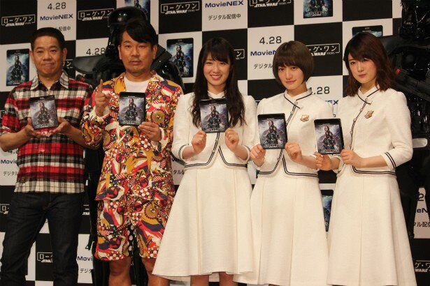 乃木坂46がFUJIWARAのコンビ愛に感動