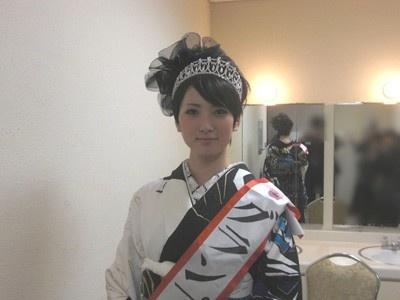 グランプリの松岡史子さん