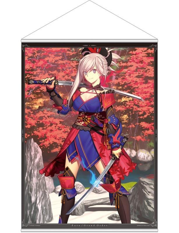一番くじに「Fate/Grand Order」が再び!5月27日(土)からホビーショップなどで販売開始