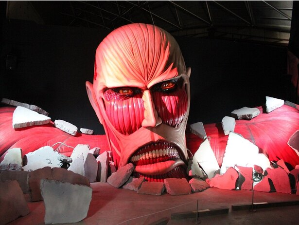 「進撃の巨人×富士急ハイランド」新エリアが4月20日(木)に爆誕!実際に体験してきた