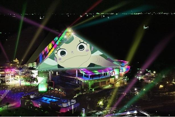 映画「夜明け告げるルーのうた」と八景島シーパラダイスがコラボ!
