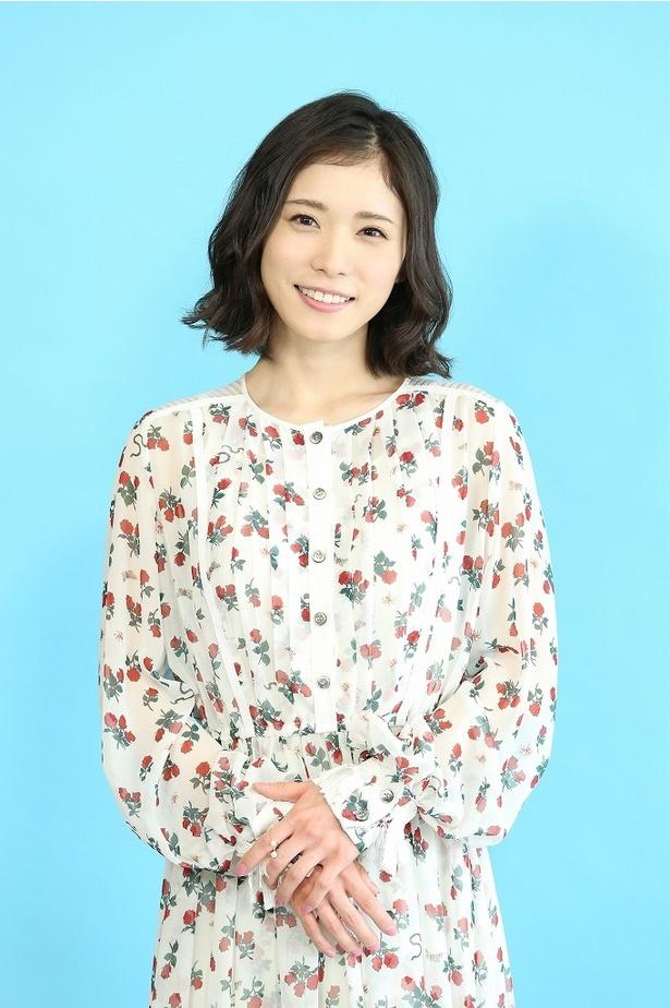 関ジャニ∞の錦戸亮が主演を務める7月期新土曜ドラマ「ウチの夫は仕事ができない」に出演する松岡茉優