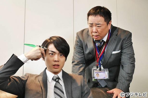 「世にも奇妙な物語'17 春の特別編」で、菅田将暉が同シリーズに初主演