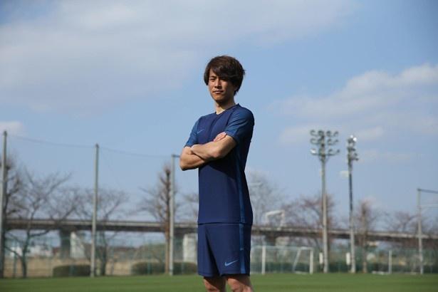 浦和レッズの矢島慎也選手にインタビュー