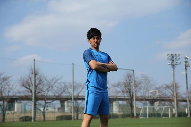 浦和レッズの遠藤航選手にインタビュー
