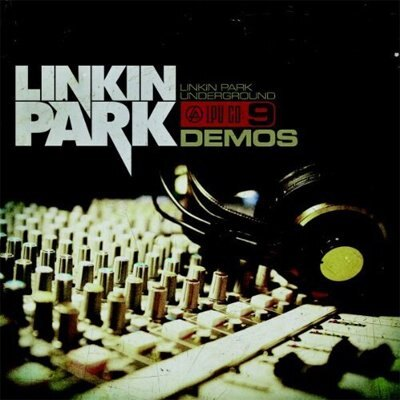 『LPU9 CD-Linkin Park Demos』のジャケット写真