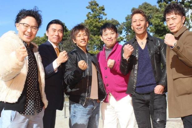 『マグマイザー』の人気セクシー男優を直撃!