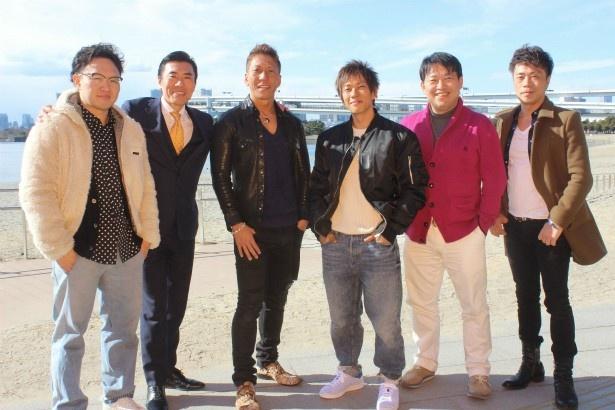ドラマ化を喜んだセクシー男優6人