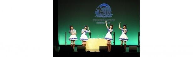 7月のイベントでの全楽曲披露を石原CPが宣言! 「ウマ娘 プリティーダービー STARTING GATE 05」発売記念イベントレポート