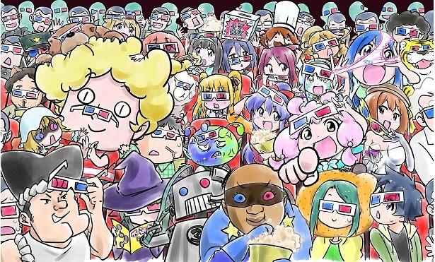 超アップテンポなカオスアニメが帰ってくる!「てーきゅう 9期」7月放送開始!