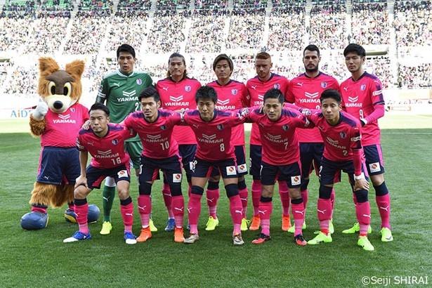 【写真を見る】イケメン選手の多いセレッソ大阪