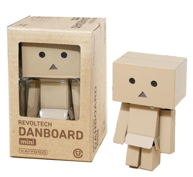 榎木ともひで原型製作の「よつばと!」のリボルテックダンボ ーミニ (1404円)