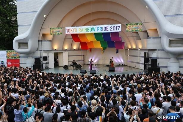 中島美嘉さんのスペシャルライブ