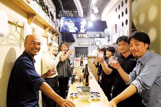 安旨海鮮系立ち飲みの2号店/兵蔵 福島店