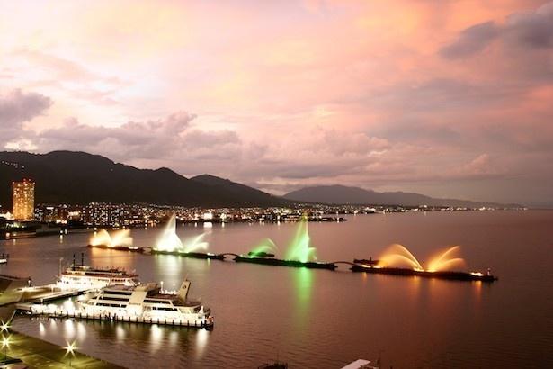 琵琶湖と比叡山が目の前の絶景BBQが登場!