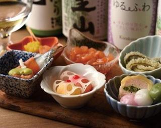 京都の地酒、和食に合う京都ワイン、話題のクラフトビールなど、京都発のドリンクをそろえたカフェバルがオープン/KYOTO TOWER SANDO バル