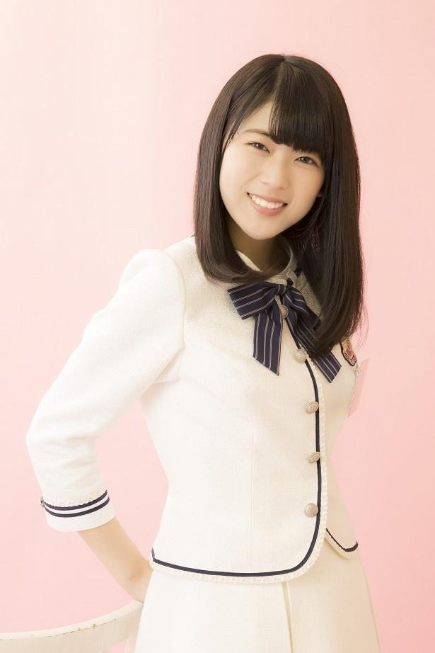 「NOGIBINGO!8」でバラエティーに本格挑戦する乃木坂46・3期生12名のリレー企画第2回には、最年少13歳の岩本蓮加が登場!