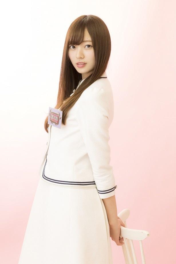 「NOGIBINGO!8」でバラエティーに本格挑戦する乃木坂46・3期生12名のリレー企画第3回には、グループ一の高身長(170cm)を誇る梅澤美波が登場!