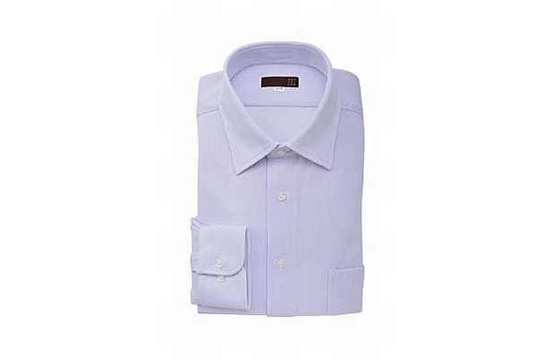 「ウイルスクリーンワイシャツ」で、予防もバッチリ?(5040円/はるやま商事)