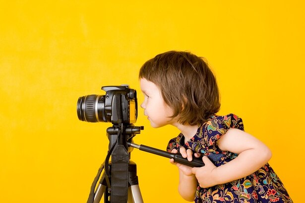 パパママを撮影!プロカメラマンを体験しよう