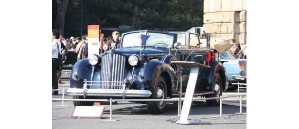 世界に1台! ルーズヴェルト大統領が乗っていた専用車「パッカードトゥエルヴ」1939年