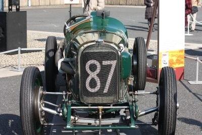 英国モーターレーシング黄金期のレーサー!「サンビーム グランプリ」1922年