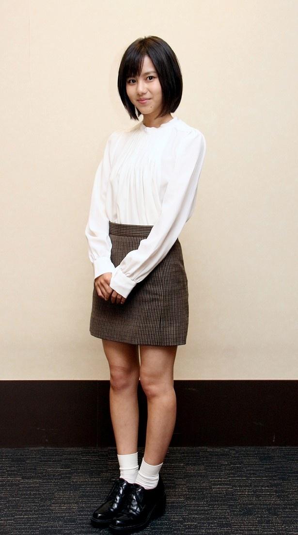 洋服が素敵な松風理咲さん