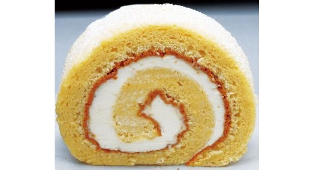 モンドセレクション金賞を受賞した「菓子's パトリー」の「ミルキッシュロール」(1本・1260円)