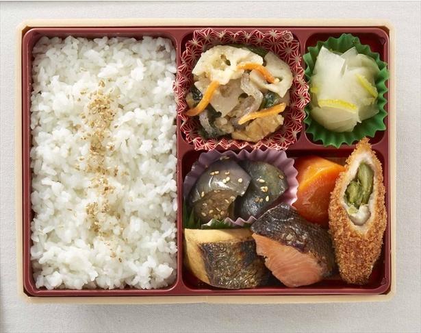 555円のお弁当も登場!