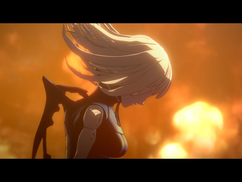 「CGだけどアニメっぽい質感が好き」と坂本監督も『BLAME!』のセルルックを絶賛