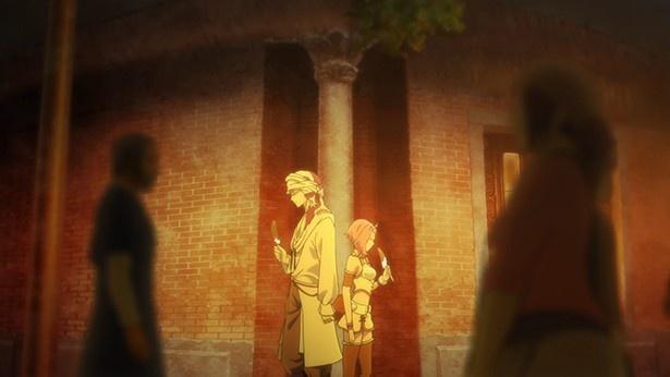 戦勝記念の前夜祭へ。「神撃のバハムート VIRGIN SOUL」第6話先行カットが到着