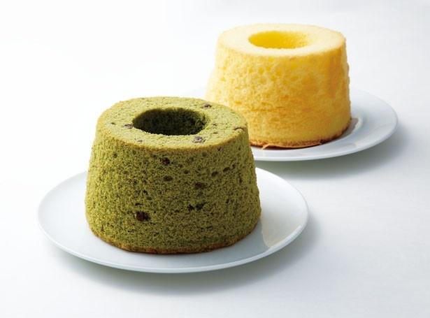 【写真を見る】期間中、各日50個限定のシフォンケーキ