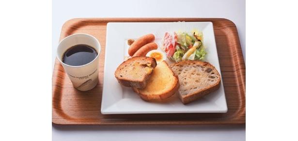 ベーカリーのパンを好きなだけ食べられるのは「Sandog Inn 神戸屋 東神奈川駅店」(横浜市神奈川区)