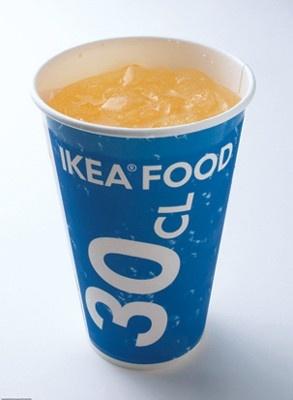IKEA FAMILYメンバー(無料)なら、食事に加えるドリンクが平日無料になるので、おトクに利用可能
