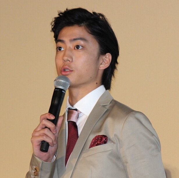 中野智樹役の健太郎