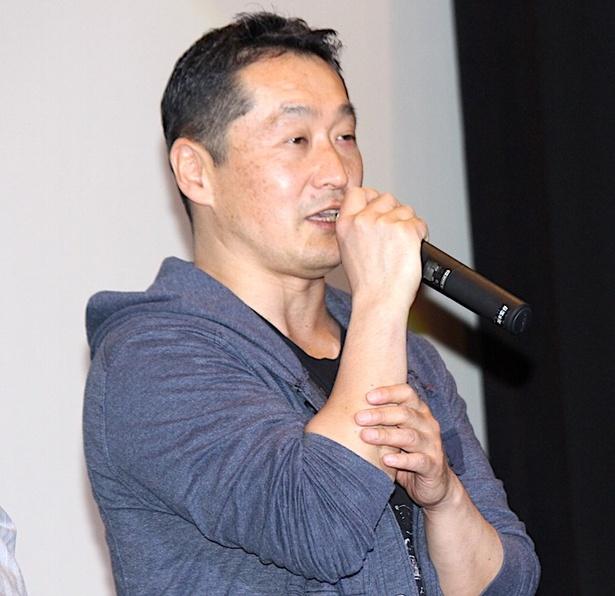 メガホンをとった坂本浩一監督