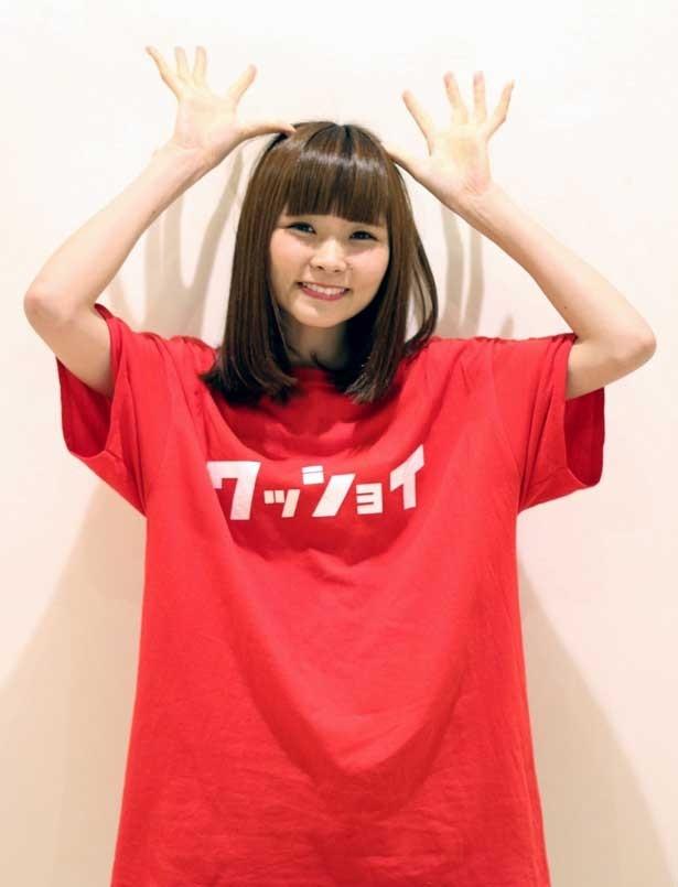 ひよちゃん(桃原ひよ)は「新メンバーと一緒に、もっとFES☆TIVEを上のグループにしていく為に頑張りたい」と話す